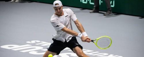 Davis Cup-Partie