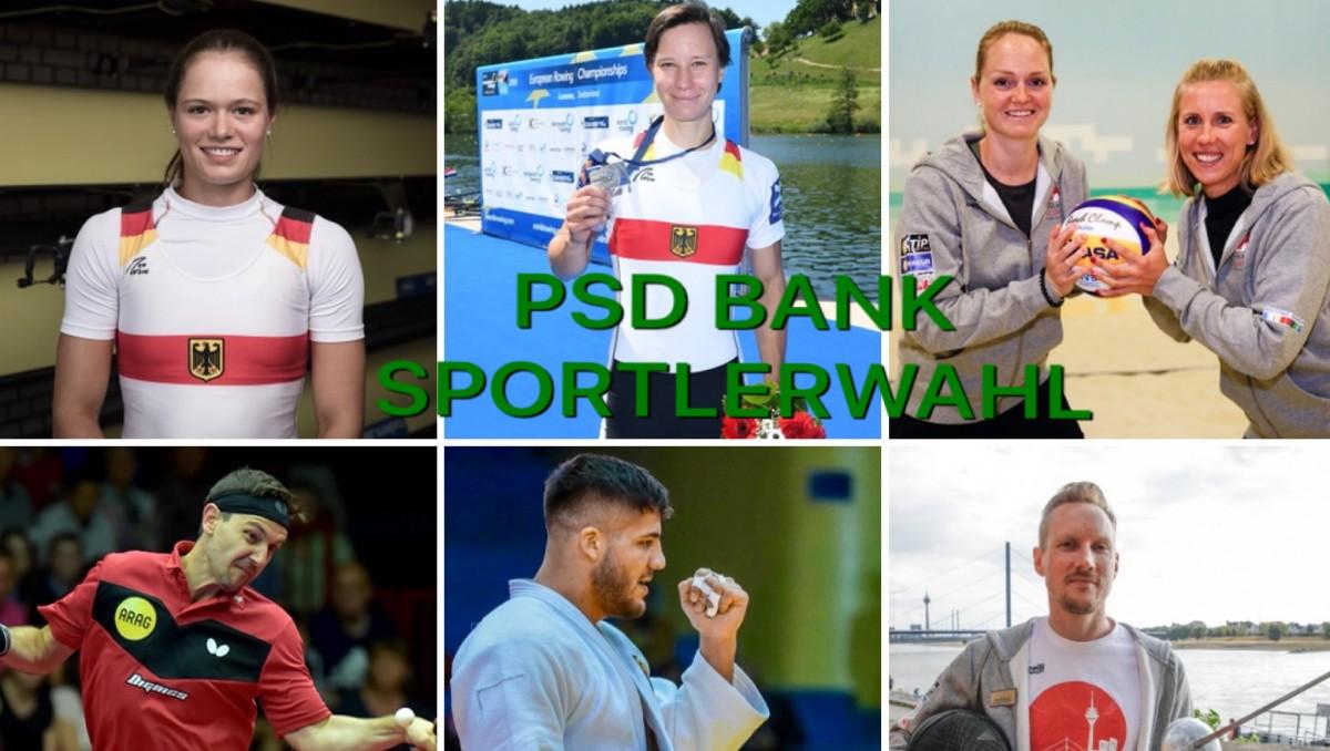 Düsseldorf wählt seine Sportler des Jahres 2019 – Alle Sportbegeisterten können ab sofort online abstimmen