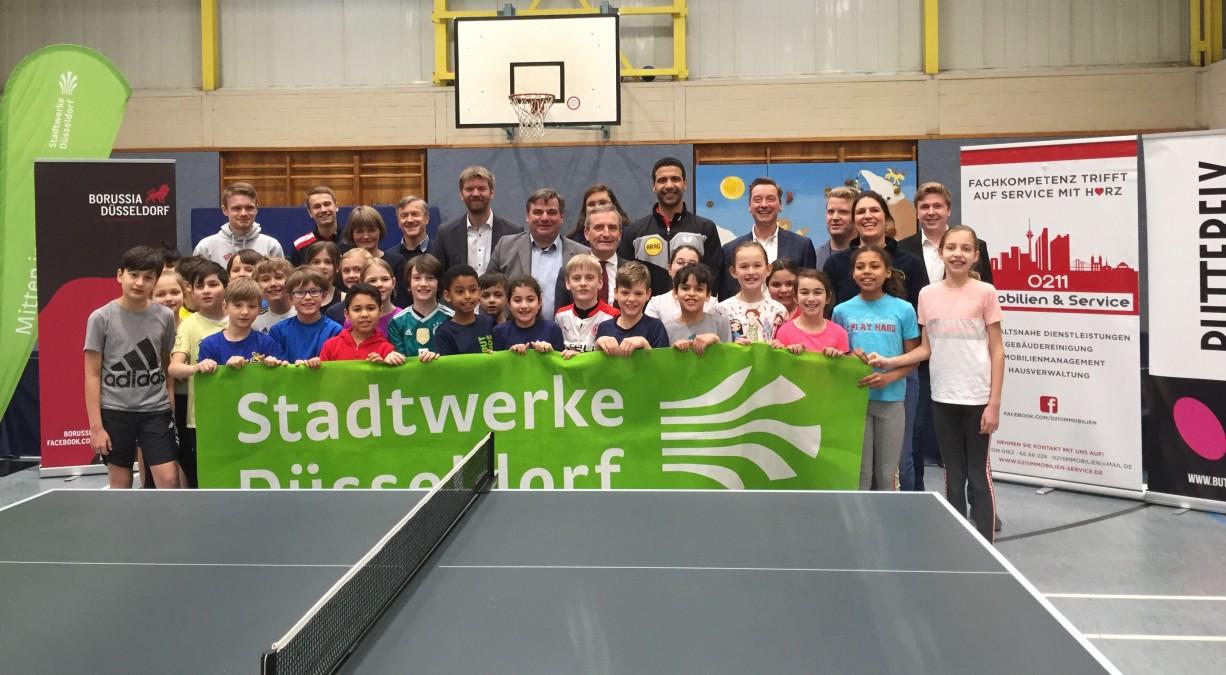 """""""Tischtennis-Pausenkönig"""" 2020: Begeisternder Auftakt Zum Jubiläum"""