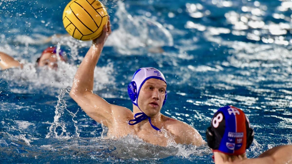 Mannschaftskapitän Joost Van Kaathoven (Foto: R. Haubrich)