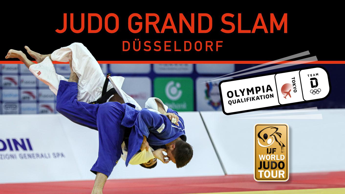Der Judo Grand Slam in Düsseldorf wird im Olympiajahr 2020 zur Rekord-Veranstaltung