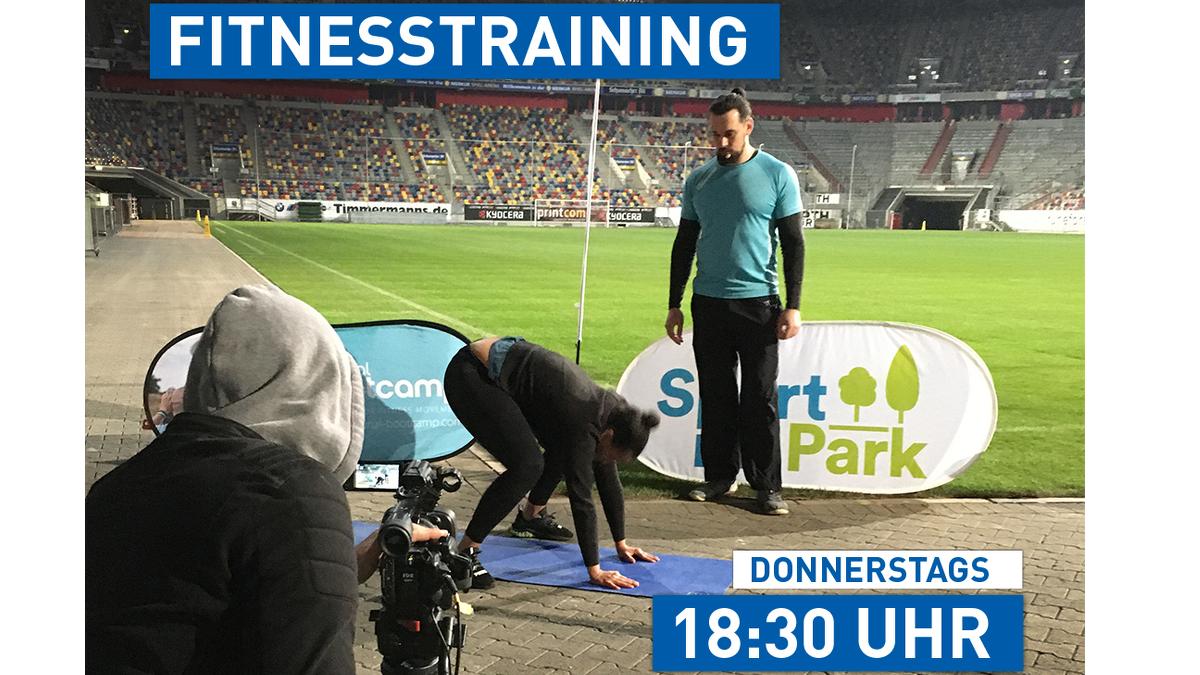 """Fitnesstraining Für Zuhause: """"Sport Im Park"""" Im Livestream Am Donnerstag Mit OB Geisel"""