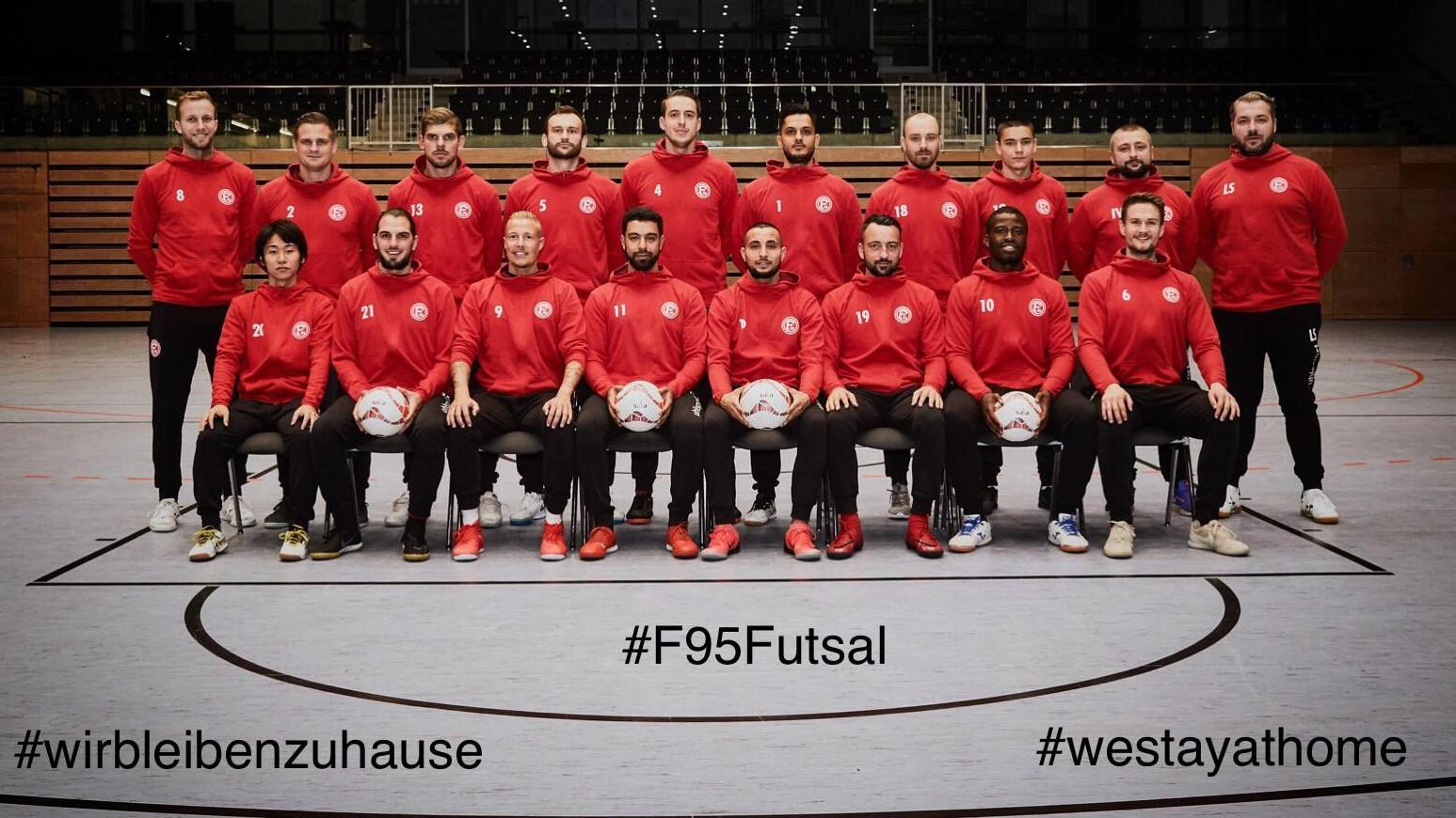 Spiel- Und Trainingsbetrieb Der Fortuna Futsal Teams Ruht Weiterhin
