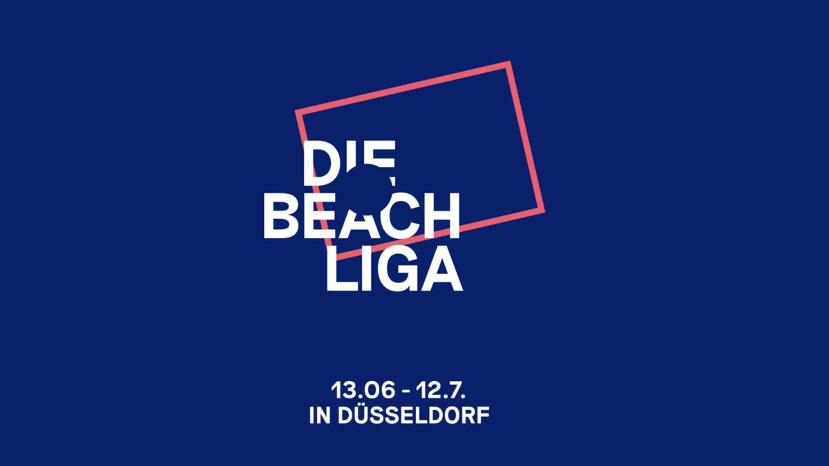 Deutsche Beachvolleyball-Elite Spielt Erste Beach Liga In Der Sportstadt Düsseldorf Aus