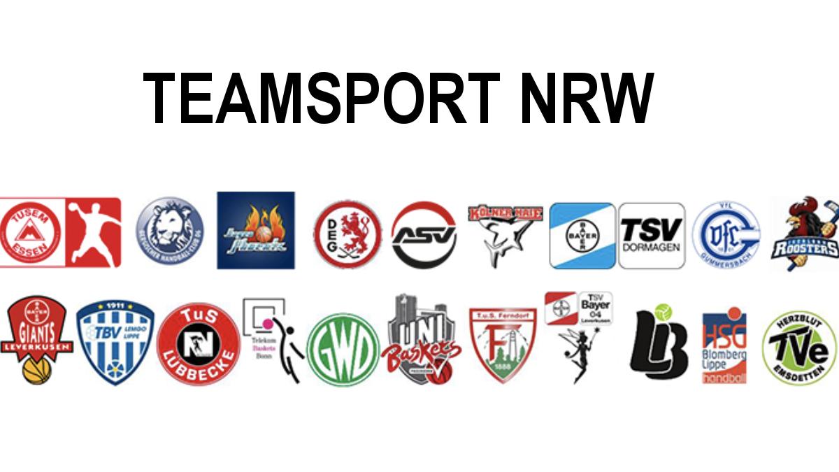 10 Fragen – 10 Antworten zum Bündnis Teamsport NRW