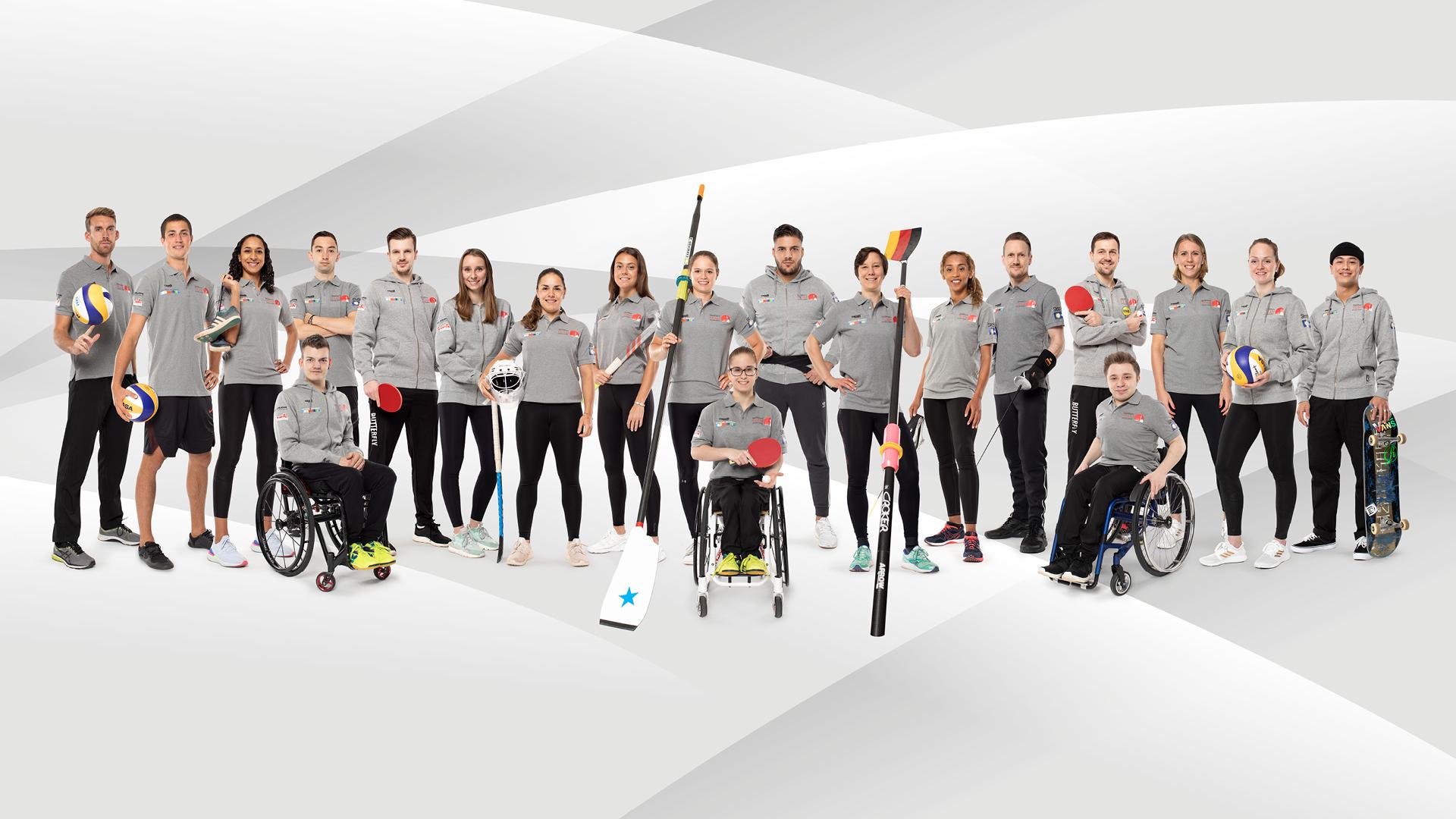 So stehen die Olympia-Chancen für die Athletinnen und Athleten des Stockheim Team Düsseldorf