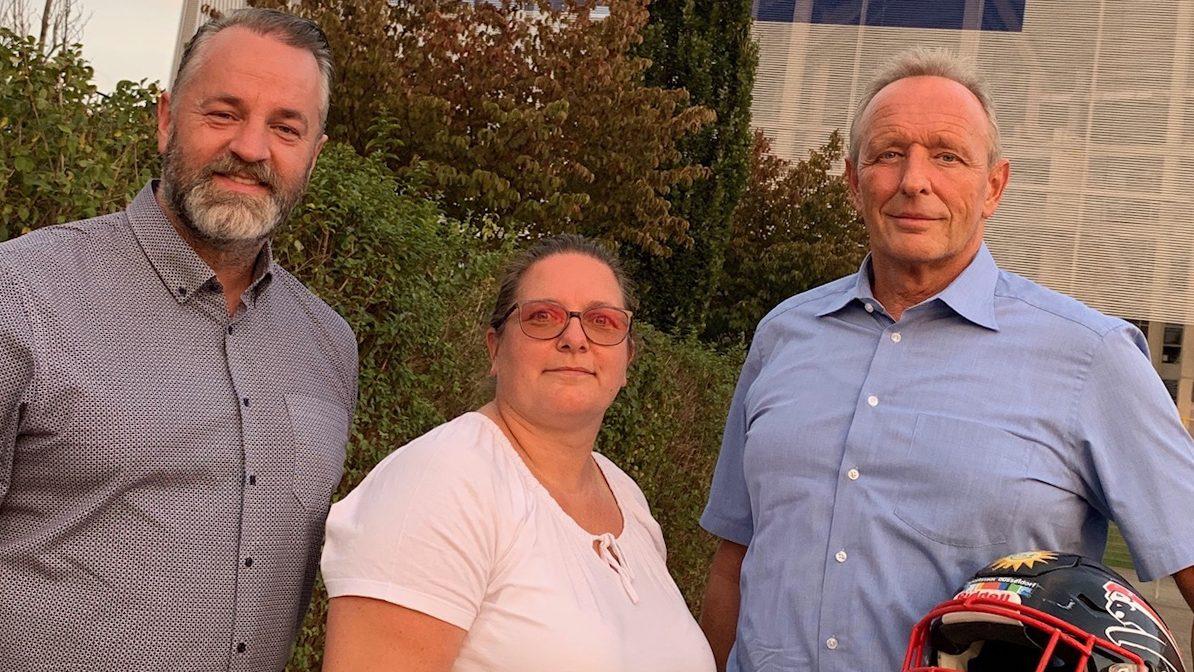 Neuer Vorstand für die Düsseldorf Panther
