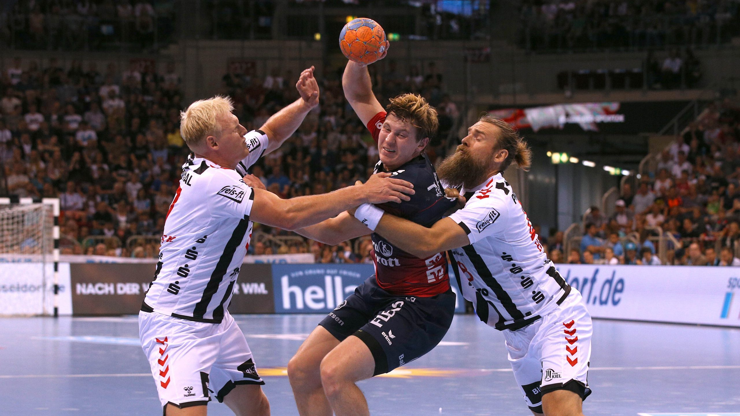 Weltklasse-Handball im ISS Dome