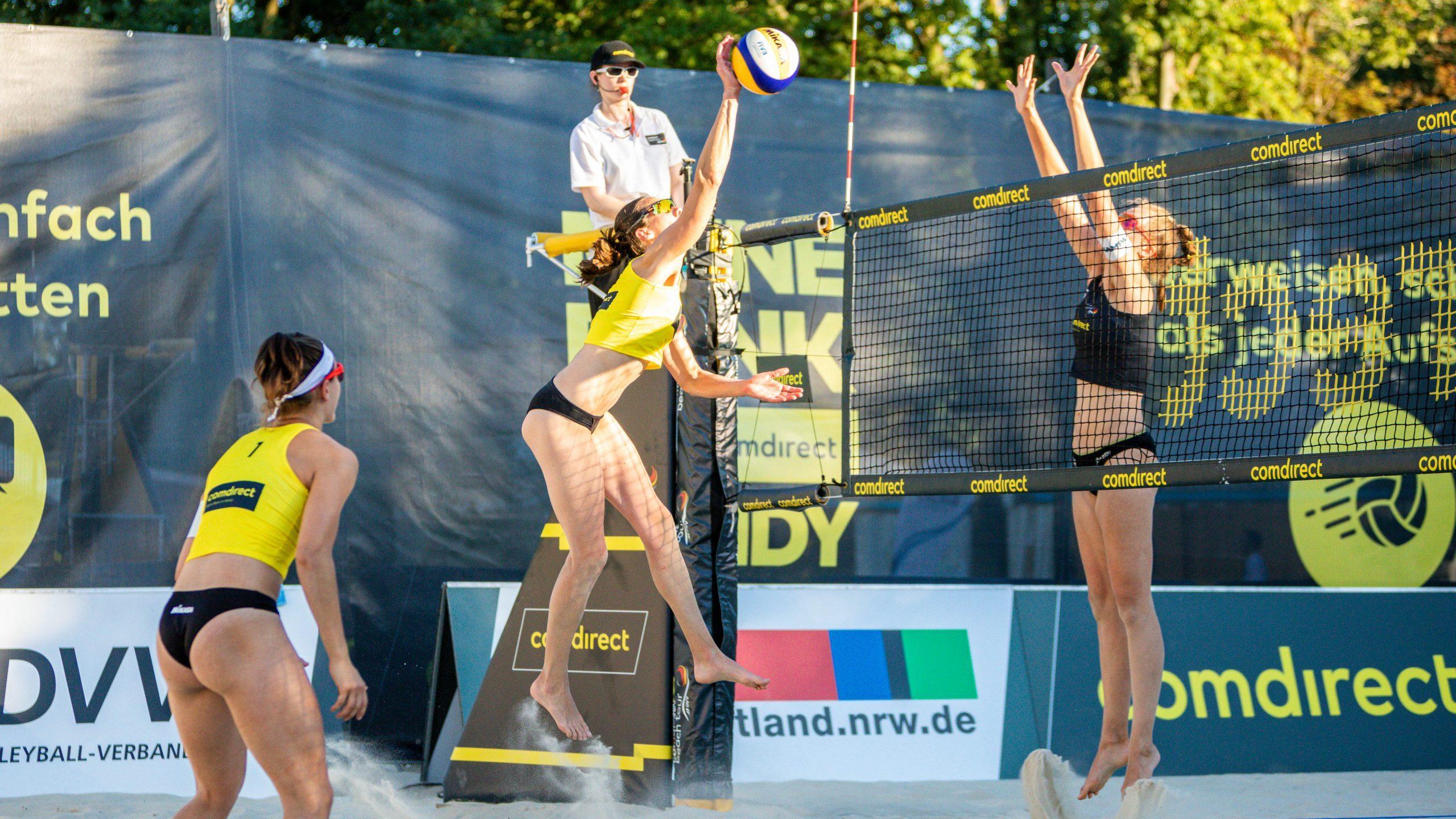 Beachvolleyball-Elite sucht ihre neuen Meister