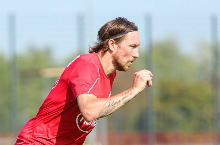 Adam Bodzek wird am Samstag gegen Würzburg sicherlich zur Startformation gehäören.
