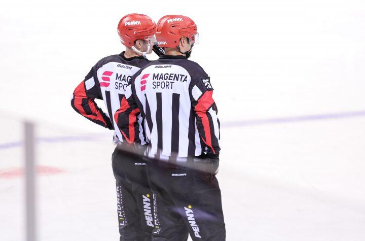 Chad Nehring MagentaCup Dusseldorfer EG gegen Krefeld Pinguine, 24.11.2020