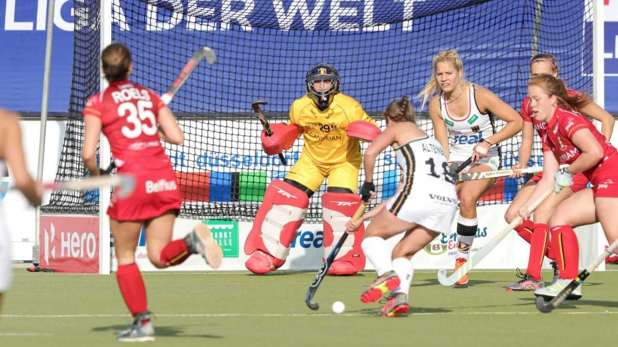 Deutsches Damen-Hockey-Nationalteam spielt erneut in Düsseldorf