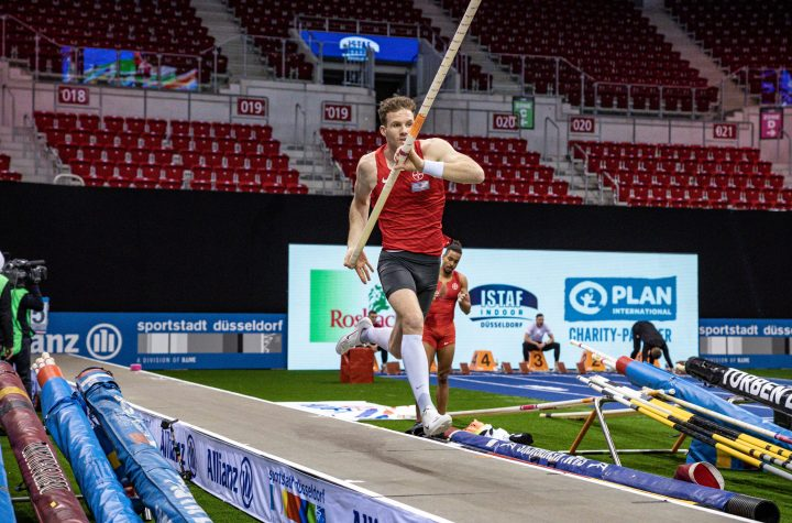 , ISTAF Indoor 2021 Düsseldorf, 31.01.2020