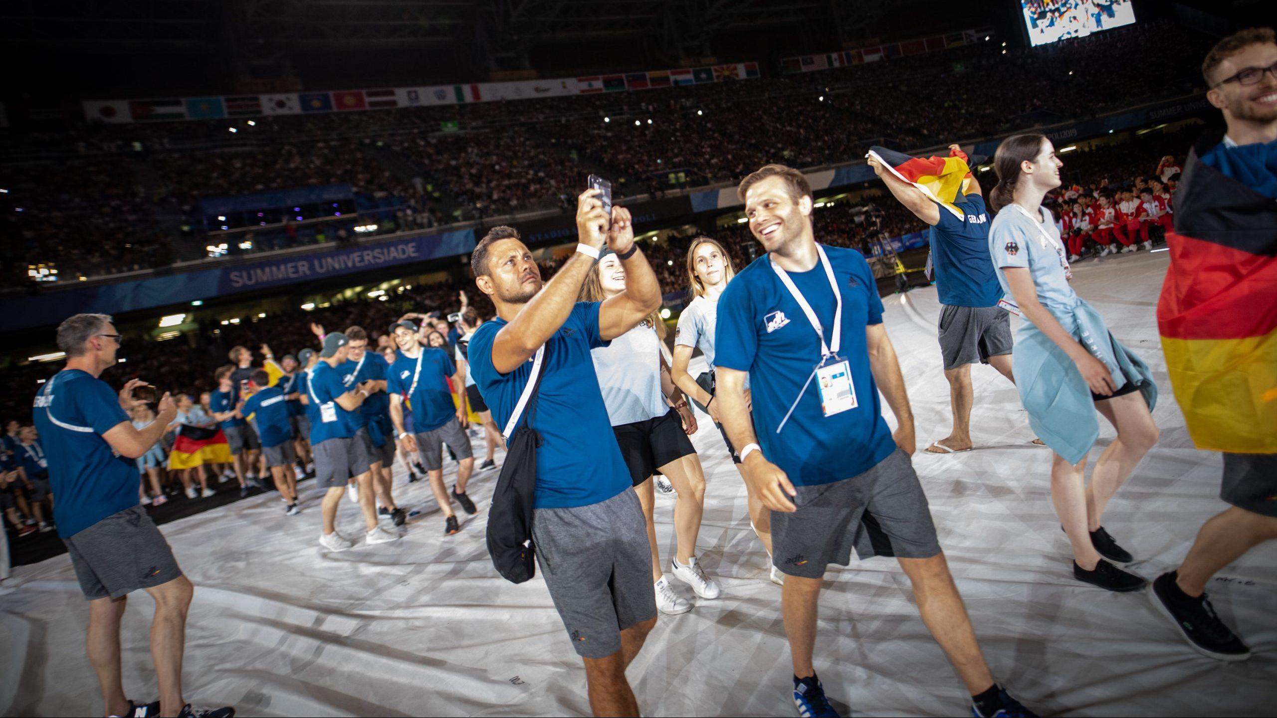 Kommt die Universiade 2025 nach Düsseldorf?