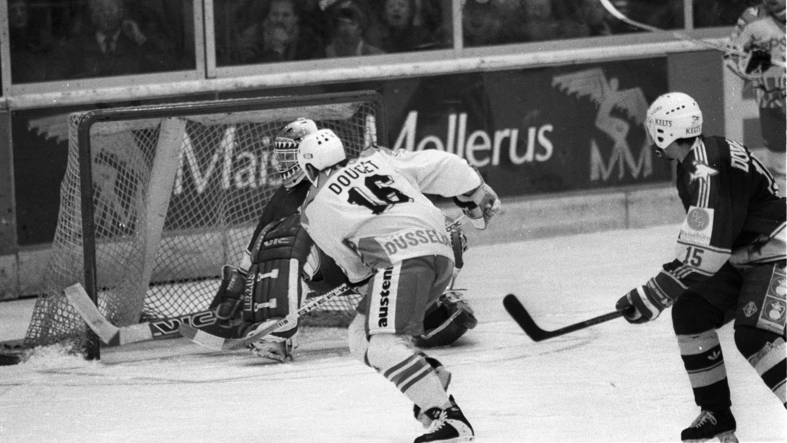10 legendäre Eishockey-Derbys