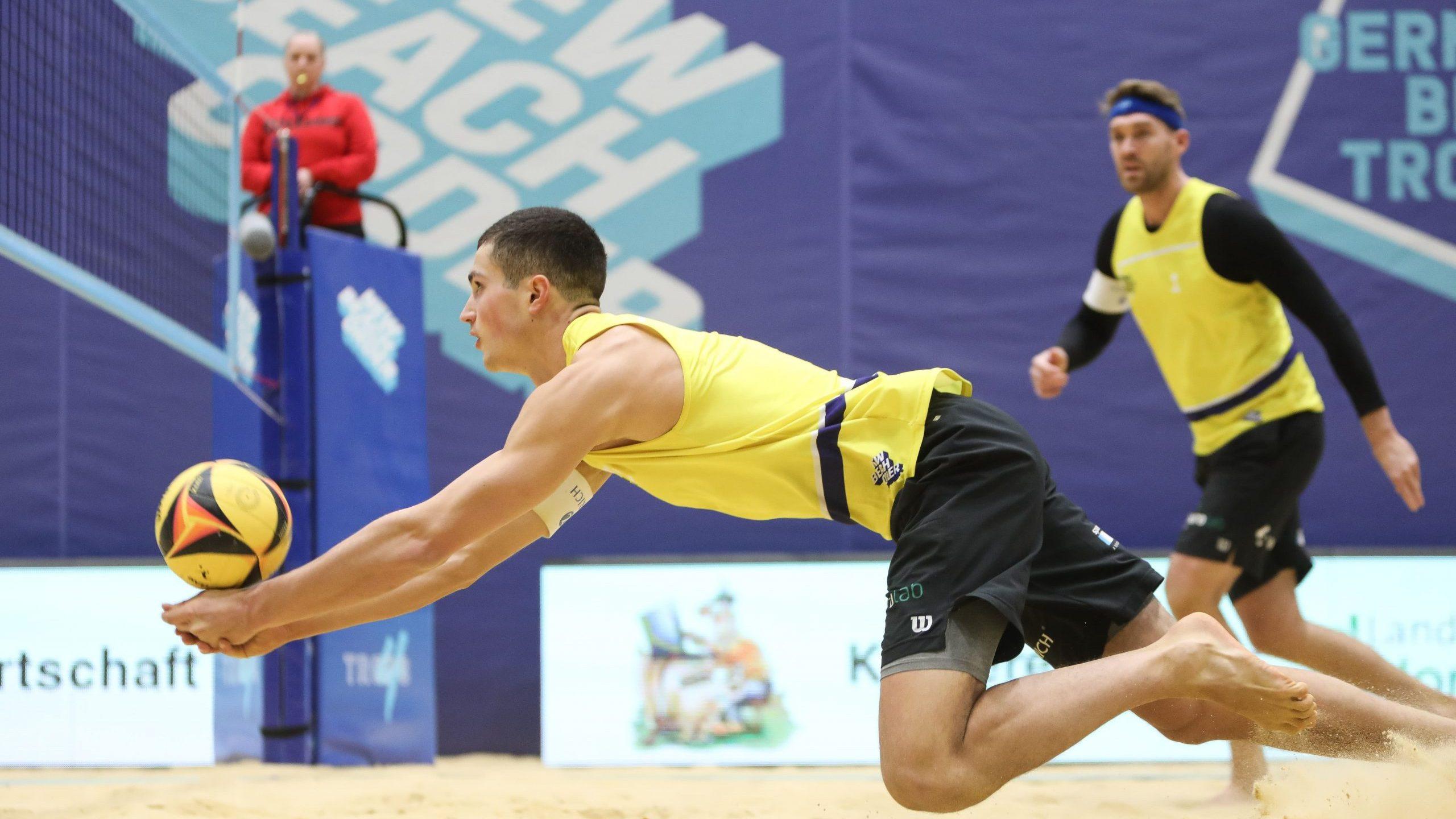 German Beach Trophy zurück in der Sportstadt
