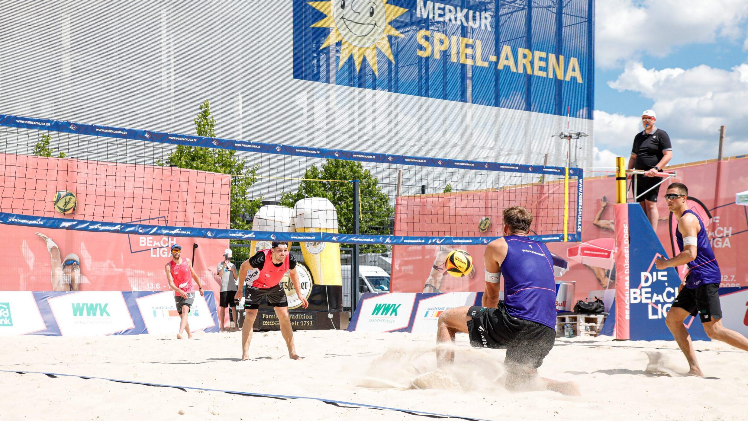 German Beach Trophy geht in die nächste Runde