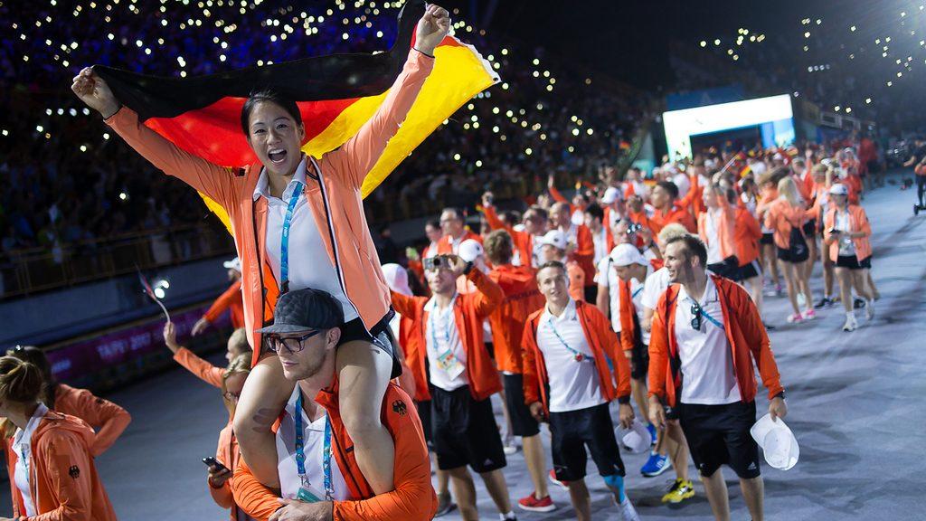 FISU World University Games kommen in die Sportstadt