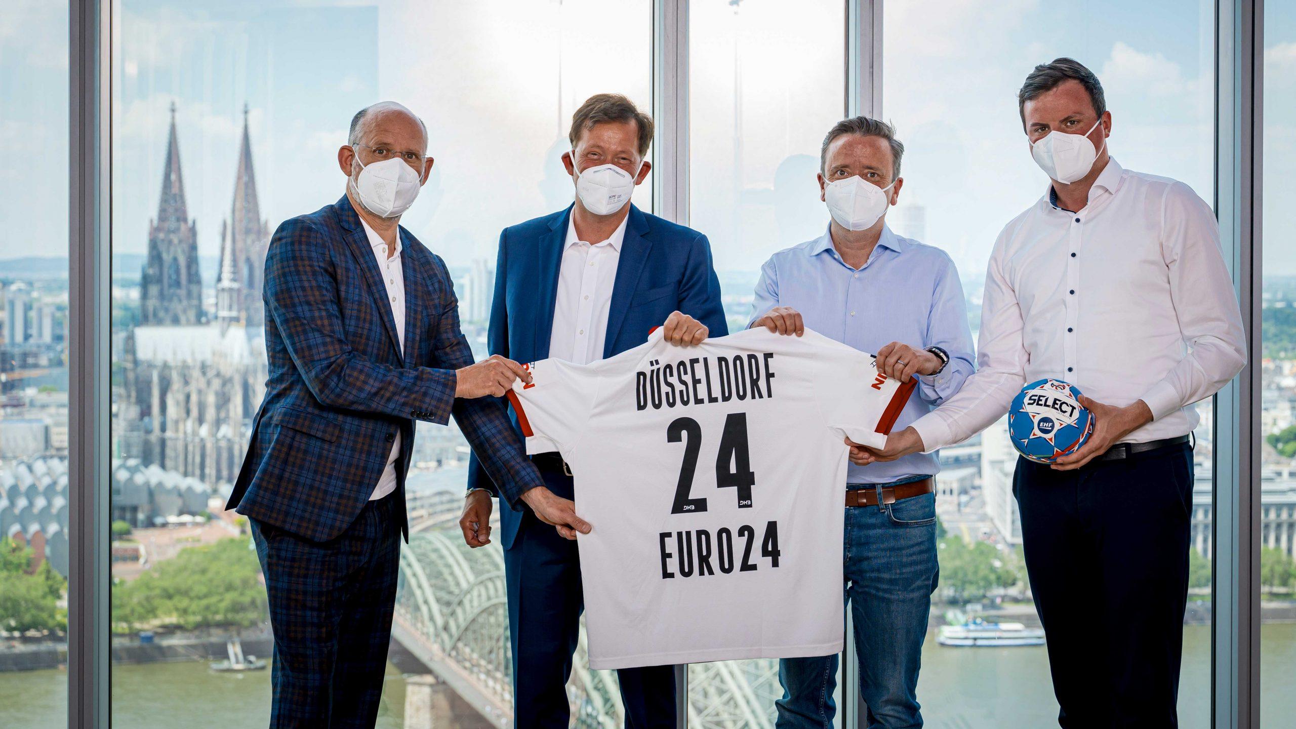 Handball-EM 2024 kommt in die Sportstadt
