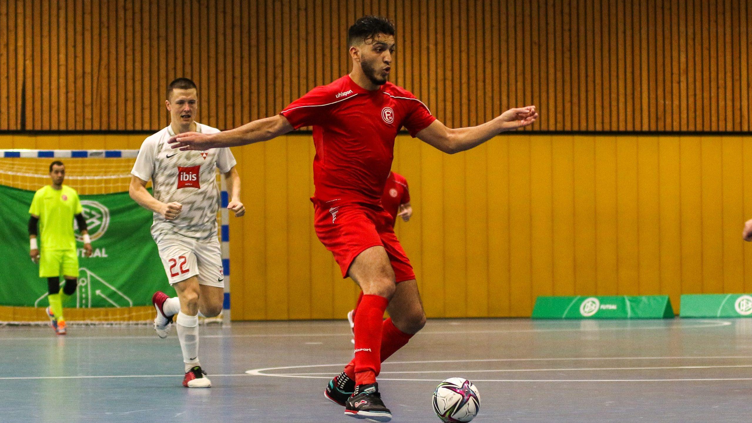 Futsal: Unglückliches Aus im Viertelfinale