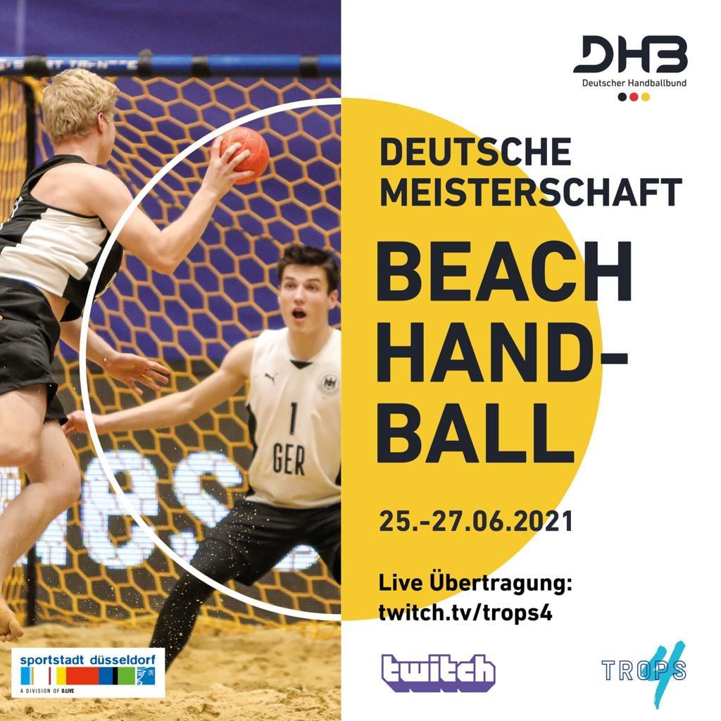 TROPS4 – Deutsche Meisterschaften Beachhandball