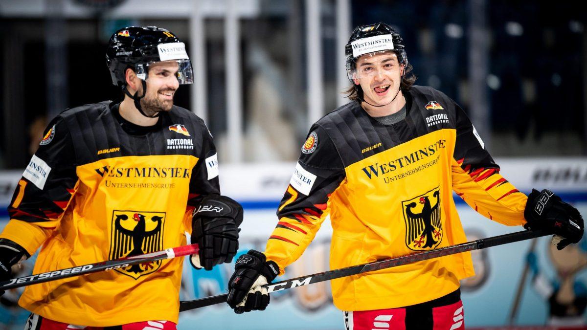 Die DEG und die Eishockey-WM