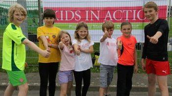 """""""Kids in Action"""" – Sportaktionstag in Sonderausgabe"""