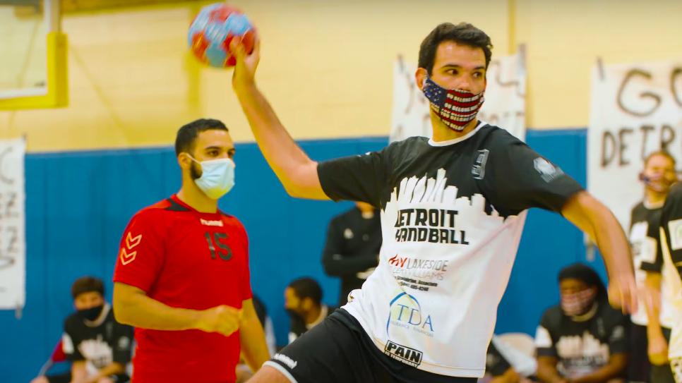 Wenn niemand Handball kennt…