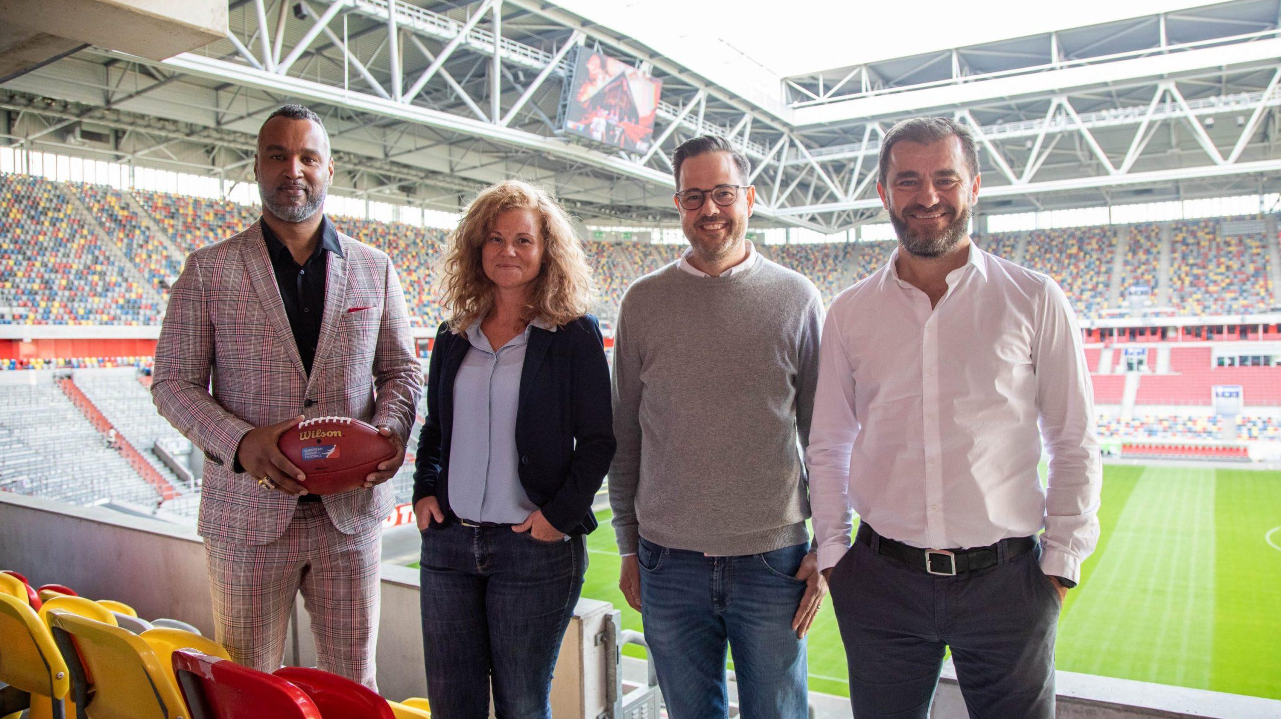 European League of Football schaut auf Championship Game!