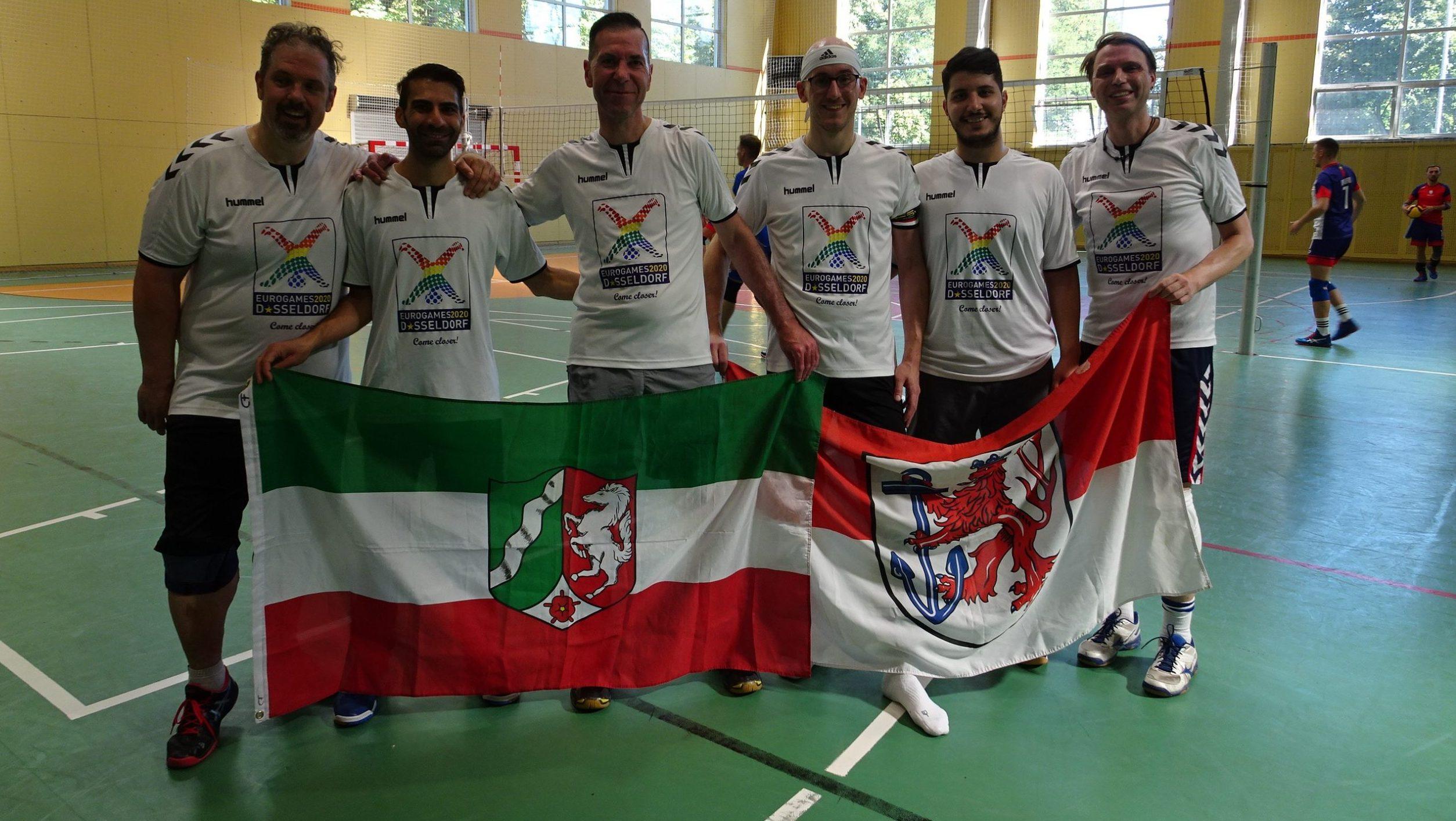LSBTIQ+ Volleyballturnier in Warschau