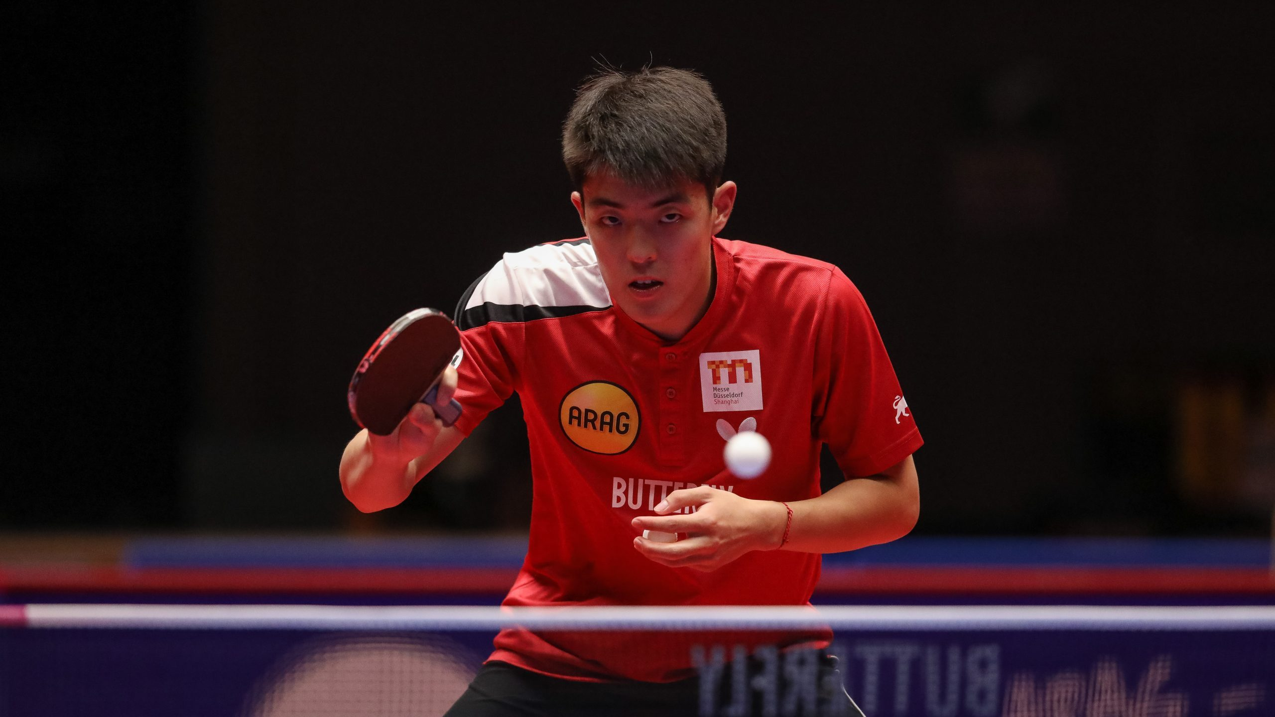 Goldene Team-EM für Dang Qiu
