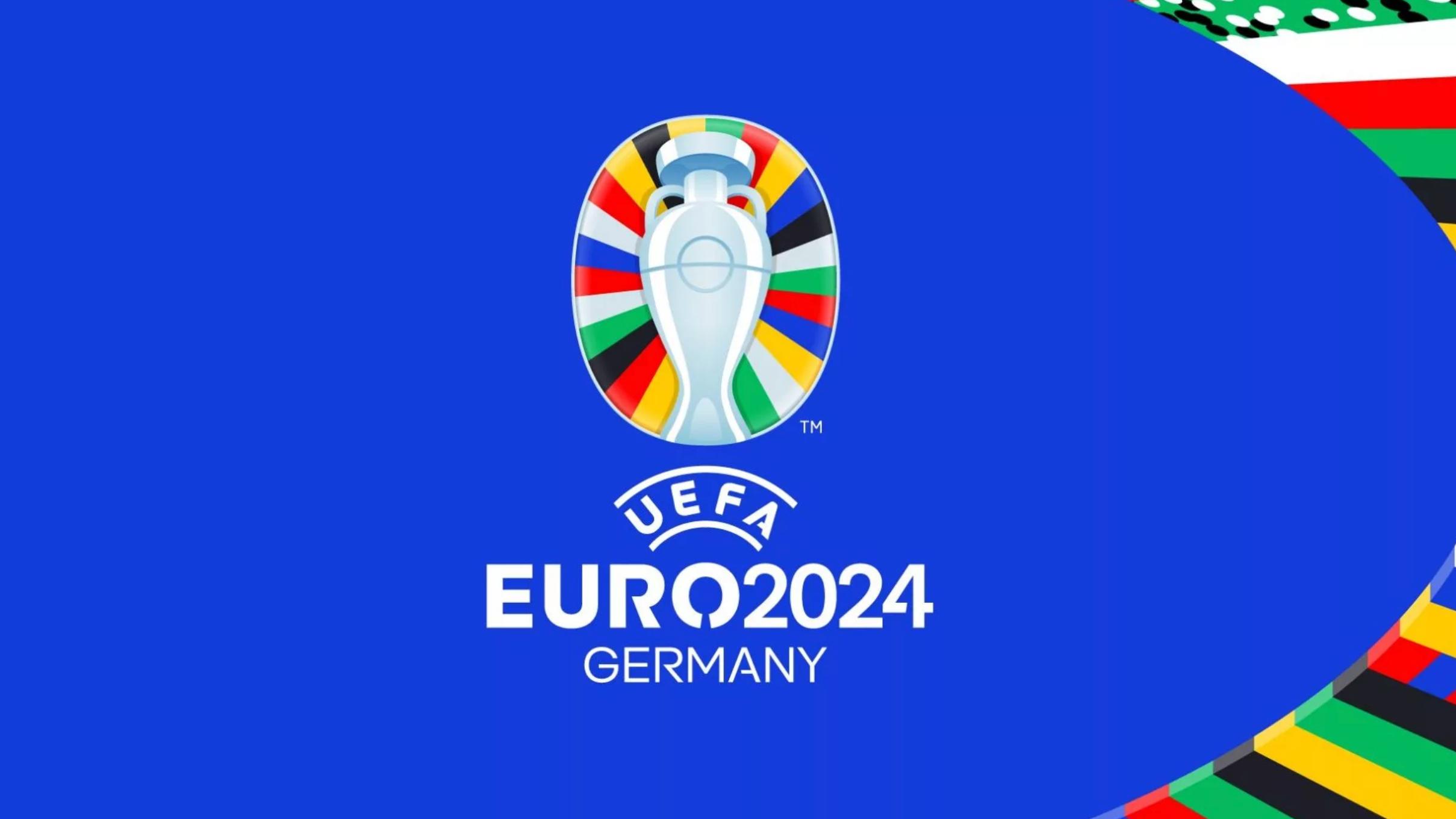 Das ist das Logo zur UEFA EURO 2024
